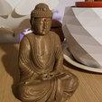 Download STL file Buddha • Model to 3D print, Recrea3D
