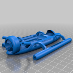 McFlubberTub.png Download free STL file McFlubberTub Bath Toy • Model to 3D print, quirkymojo