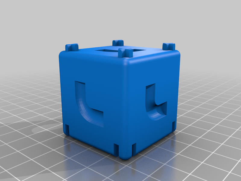 QM_Marble_Run_90_Degree_Turn.png Download free STL file QM Marble Run • 3D printer design, quirkymojo
