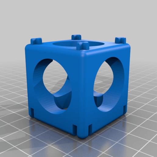 QM_Marble_Run_4-Way_Drop.png Download free STL file QM Marble Run • 3D printer design, quirkymojo