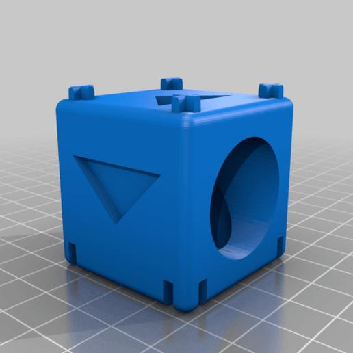 QM_Marble_Run_Drop.png Download free STL file QM Marble Run • 3D printer design, quirkymojo