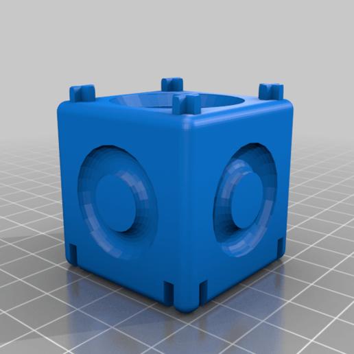 QM_Marble_Run_Launch.png Download free STL file QM Marble Run • 3D printer design, quirkymojo