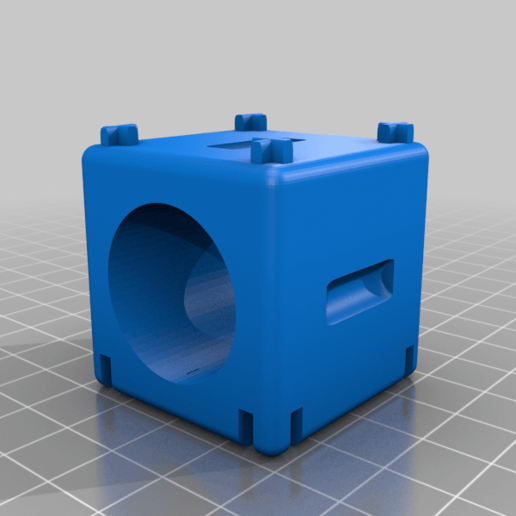 QM_Marble_Run_Tunnel.png Download free STL file QM Marble Run • 3D printer design, quirkymojo