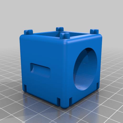 QM_Marble_Run_Single.png Download free STL file QM Marble Run • 3D printer design, quirkymojo