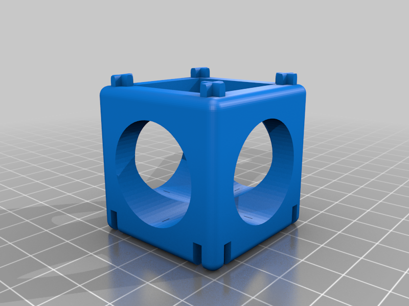 QM_Marble_Run_4_Way.png Download free STL file QM Marble Run • 3D printer design, quirkymojo