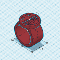 Annotazione 2019-12-24 091552.png Download STL file Alfa romeo ring • Template to 3D print, timelapsart