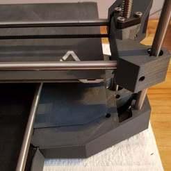 Imprimir en 3D gratis Dagoma Disco Utlimate XL - Placa de cubierta, morinrem