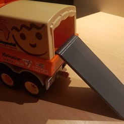 20201030_184202.jpg Télécharger fichier STL Rampe camion Playmobil • Design pour imprimante 3D, morinrem