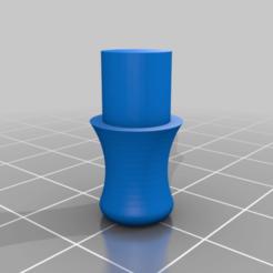 Piece_jeu_dame_chinoise.png Télécharger fichier STL gratuit Jeu dame chinoise - IKEA • Design pour impression 3D, morinrem