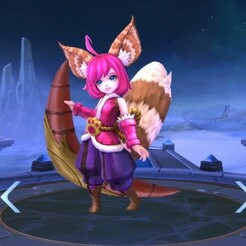 NANA.jpg Download 3MF file MOBILE LEGENDS NANA FELINE • 3D printer template, hopandalloyd