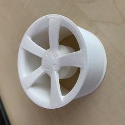 Descargar archivos 3D Lego Technic Audi Rotor Wheel 56x34mm, ksstyling