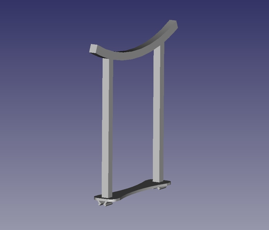 Example.jpg Download free STL file Creality Ender 3 (v-slot) Rag Holder • 3D printer object, greaseandmetal