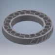 """Télécharger objet 3D Siège Ibiza 6P (2015-2017) """"𝐁𝐞𝐞 𝐏𝐚𝐧𝐞𝐥"""" Jauge 52 mm (support de ventilation), OWLPerformance"""