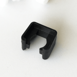 Download 3D printer files Volskwagen Front Wiper Nozzle Clamp - 3B0 955 665, OWLPerformance