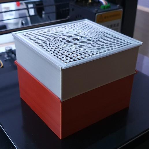 Télécharger STL gratuit Caja para piezas y tablero ajedrez, alexanderegido