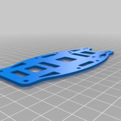Parte_superior_2mm.png Download free STL file Chasis Dronalex • Model to 3D print, alexanderegido