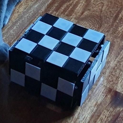 Télécharger fichier impression 3D gratuit Tablero de ajedrez desplegable, alexanderegido
