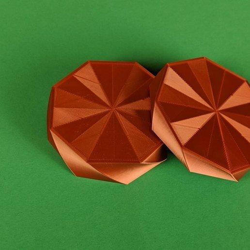 octo-twist-trinket-box-geeetech-silk-copper.jpg Download free STL file Octo Twist Trinket Box • Template to 3D print, printerthinker