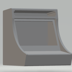 """picture.PNG Download STL file Bartop 10"""" • Object to 3D print, Vinzleyab"""