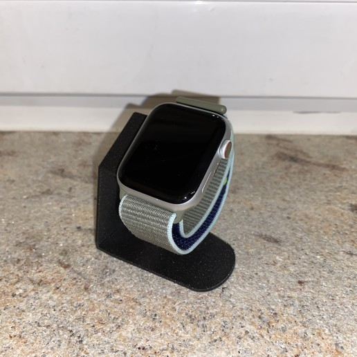 Télécharger fichier imprimante 3D gratuit Apple Watch Stand sans chargeur, NGprintec