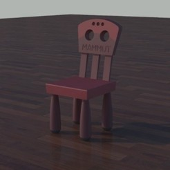 chaisemammut.jpg Download STL file mammoth chair • 3D printer design, melmonseur