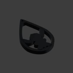 pendantStitch.png Télécharger fichier STL pendant stitch • Plan pour imprimante 3D, melmonseur