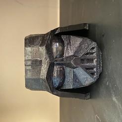 Imprimir en 3D Mate Darth Vader, ReeDesign