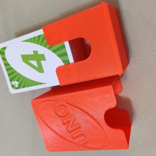 Download free 3D printer designs Uno Case (Ruibal cards), sebas141