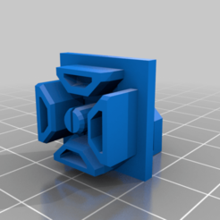 Ender3_Tool_Side_Holder.png Download free STL file Clamp Holder Ender3[Pro] • 3D printing object, sebas141