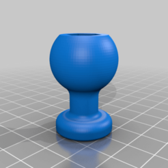 ram_camera_mount.png Download free STL file RAM mount style camera adapter • 3D print template, hashevans