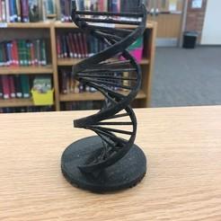 Descargar diseños 3D DNA, potts