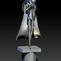 Descargar archivo 3D Armadura Dorada de Virgo (Shaka) Saint Seiya, richardcarreno356