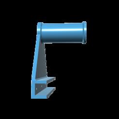 Filament_Holder.png Télécharger fichier STL gratuit Porte-filament 2020 pour imprimante HyperCube CoreXY • Plan pour impression 3D, briandragtstra