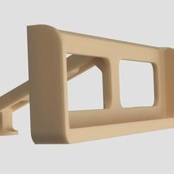 Télécharger plan imprimante 3D gatuit Support de téléphone pour (presque) n'importe quel téléphone sur votre colonne de direction, briandragtstra