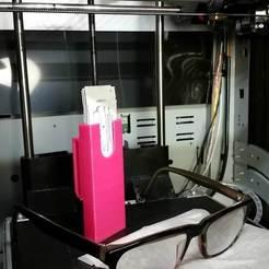 Descargar modelos 3D gratis Caja de la correa de las toallitas para lentes ópticas, briandragtstra