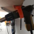 image.png Télécharger fichier STL gratuit Support pour pistolet à chaleur Proxxon MH550 • Plan à imprimer en 3D, briandragtstra