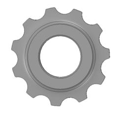 Download free STL file  Jockey Wheels, anubis_7392