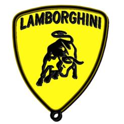 LAMBO.png Télécharger fichier STL Logo Lamborghini • Objet pour imprimante 3D, anubis_7392