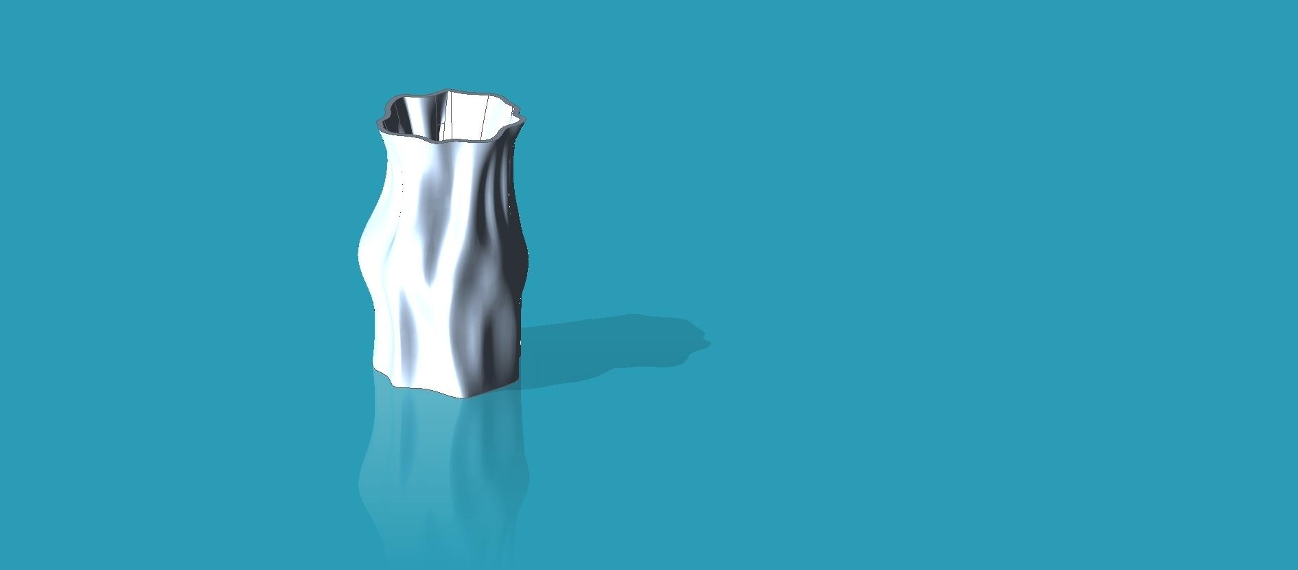 irregular pot.jpg Download free STL file irregular thing (pot) • 3D print object, punkain86