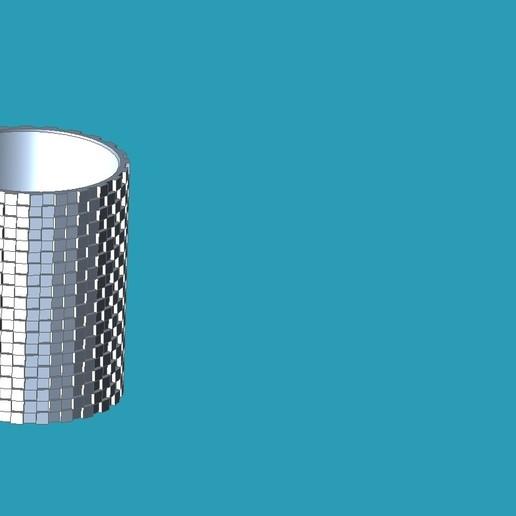 Télécharger fichier 3D gratuit CUBE POT, punkain86