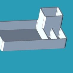 desktop org.jpg Download free STL file desktop organizer • 3D printer template, punkain86