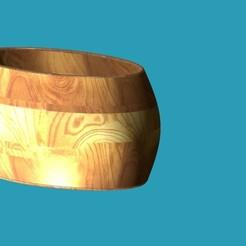 OV1.jpg Download free STL file GEOMETRY OVAL POT • 3D printable template, punkain86