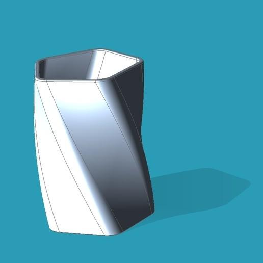 Télécharger fichier impression 3D gratuit POT PENTAGON, punkain86