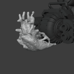 Download free 3D print files Outriders Mud Splash, moodyswing
