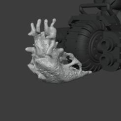 Télécharger fichier 3D gratuit Outriders Mud Splash, moodyswing