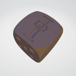 inq.png Download STL file Inquisition 16 MM DICE FOR 40K • 3D print model, moodyswing