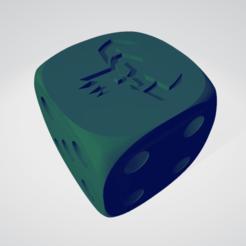 greenskins.png Download STL file Greenskins 16 MM DICE FOR 40K • Design to 3D print, moodyswing
