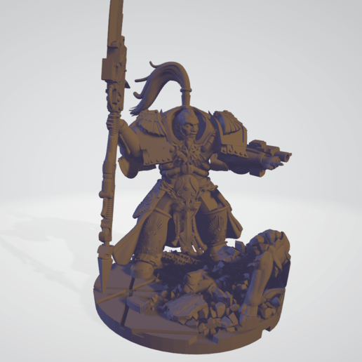 screen.png Download free 3MF file Shield-Captain in Chonky Armour • 3D printer template, moodyswing