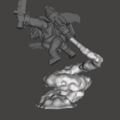 Download 3D print files Stormboyz Rokkit Pack Fumes Stand, moodyswing