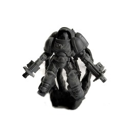 pic1.jpg Download STL file Primaris Inceptors Jump Pack Exhaust Smoke Stand • 3D printing template, moodyswing